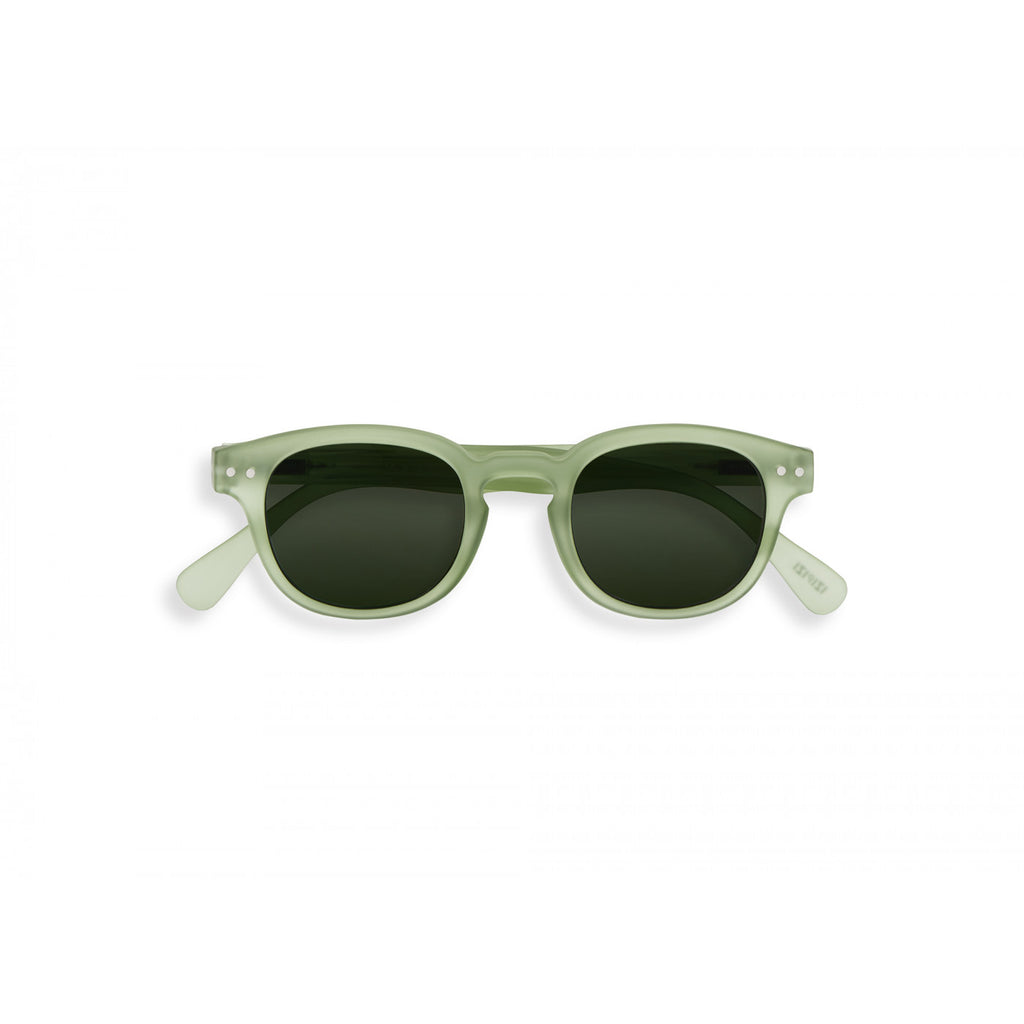 Izipizi  Sunglasses - Sun #C - Peppermint