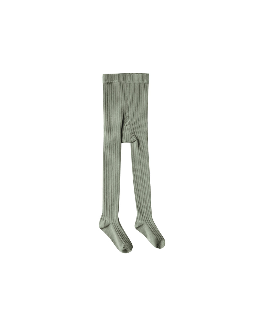 Rylee & Cru - Rib Tights - Olive