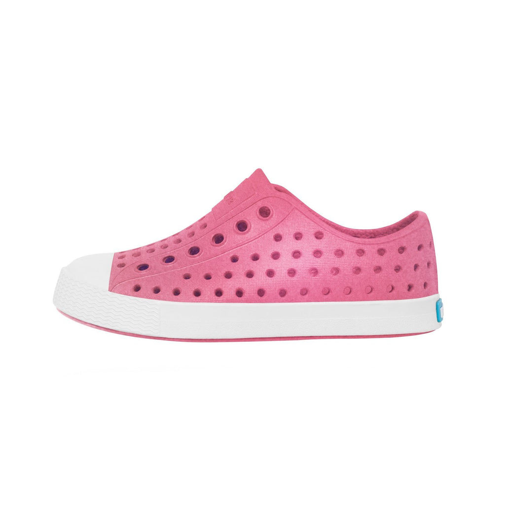 Native Shoes - Jefferson Child - Hollywood Pink / Shell White