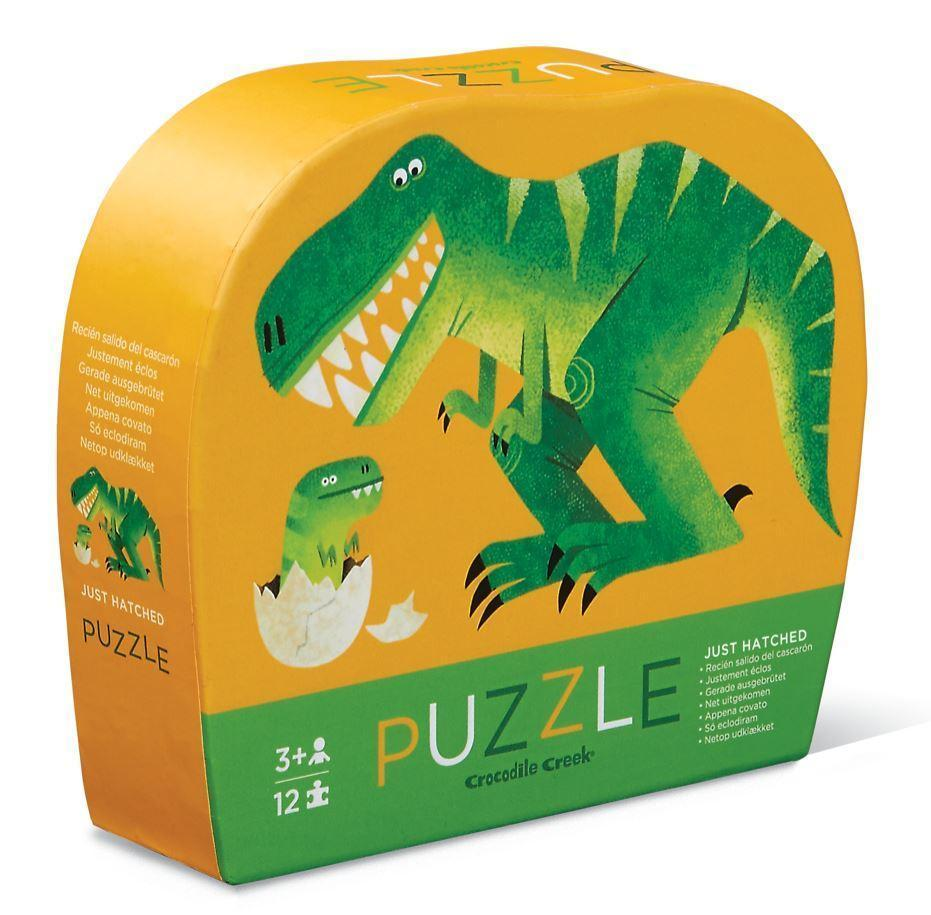 Crocodile Creek - 12Pc Mini Puzzle - Just Hatched