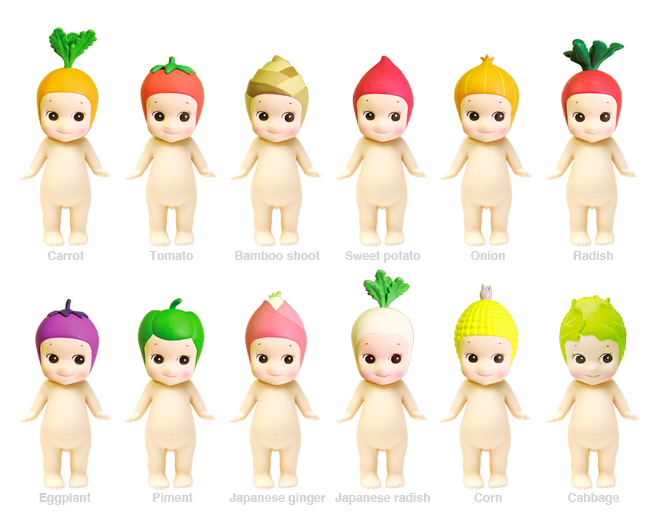 Sonny Angel - Vegetable Series