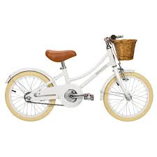 Banwood Classic Bicycle - White