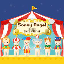 Sonny Angel - Circus Series