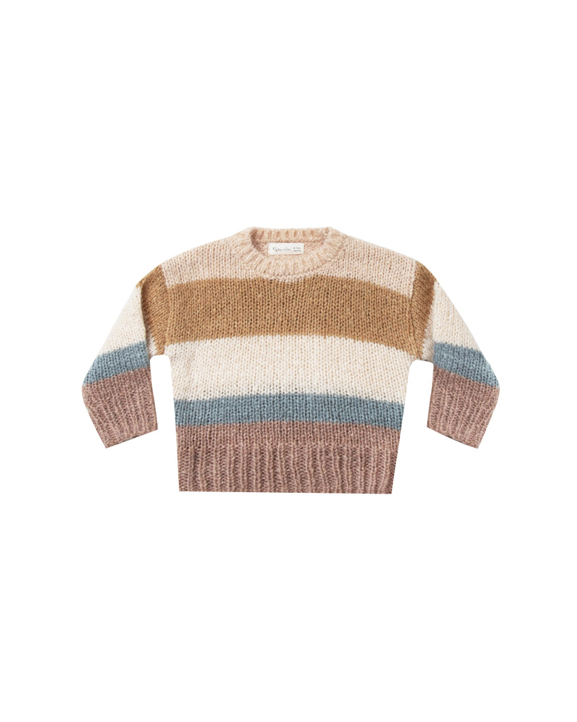 Rylee & Cru - Stripe Aspen Sweater - Multi