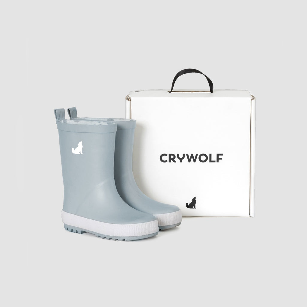 Cry Wolf Rain Boots - Ice
