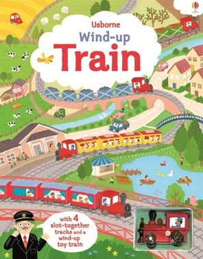 Books - Wind Up Train