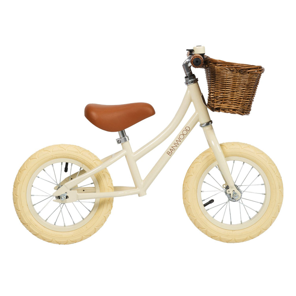 Banwood - First Go Balance Bike - Cream
