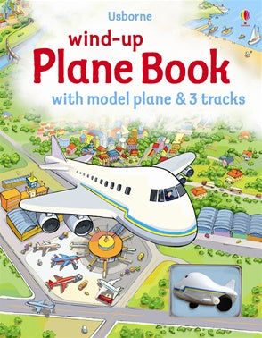 Books - Wind Up Plane