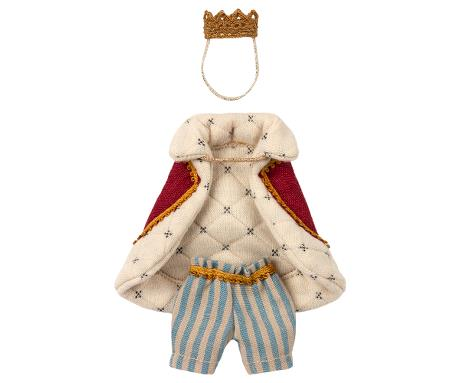 Maileg - King Clothes for Mouse