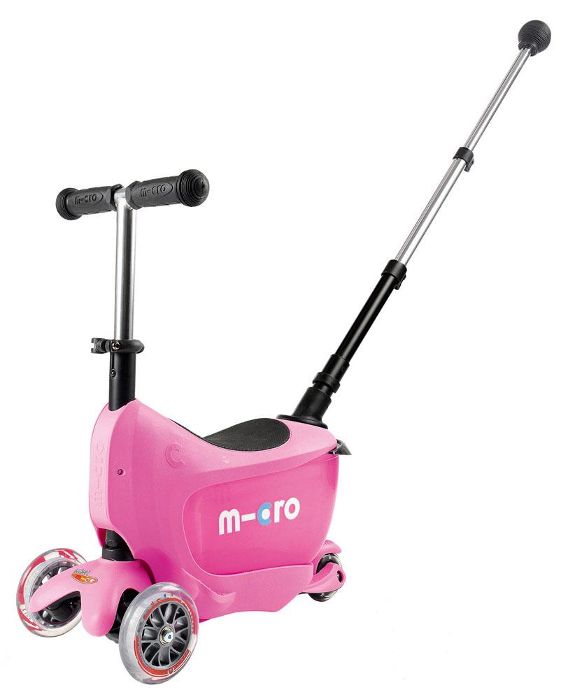 Micro Scooters - Mini2Go Deluxe Plus - Pink