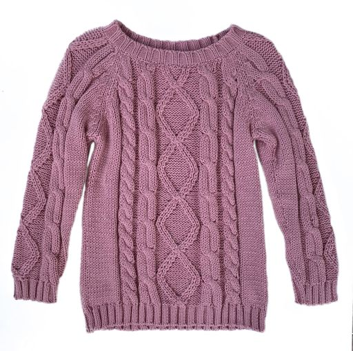 Bella and Lace - Rylee Jumper - Dusty Rouge