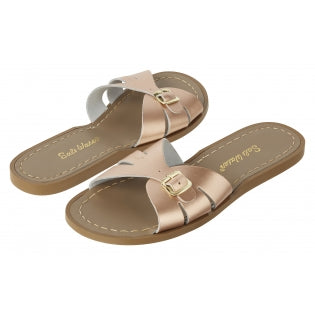 Salt Water Sandals WOMENS - Classic Slide - Rose Gold
