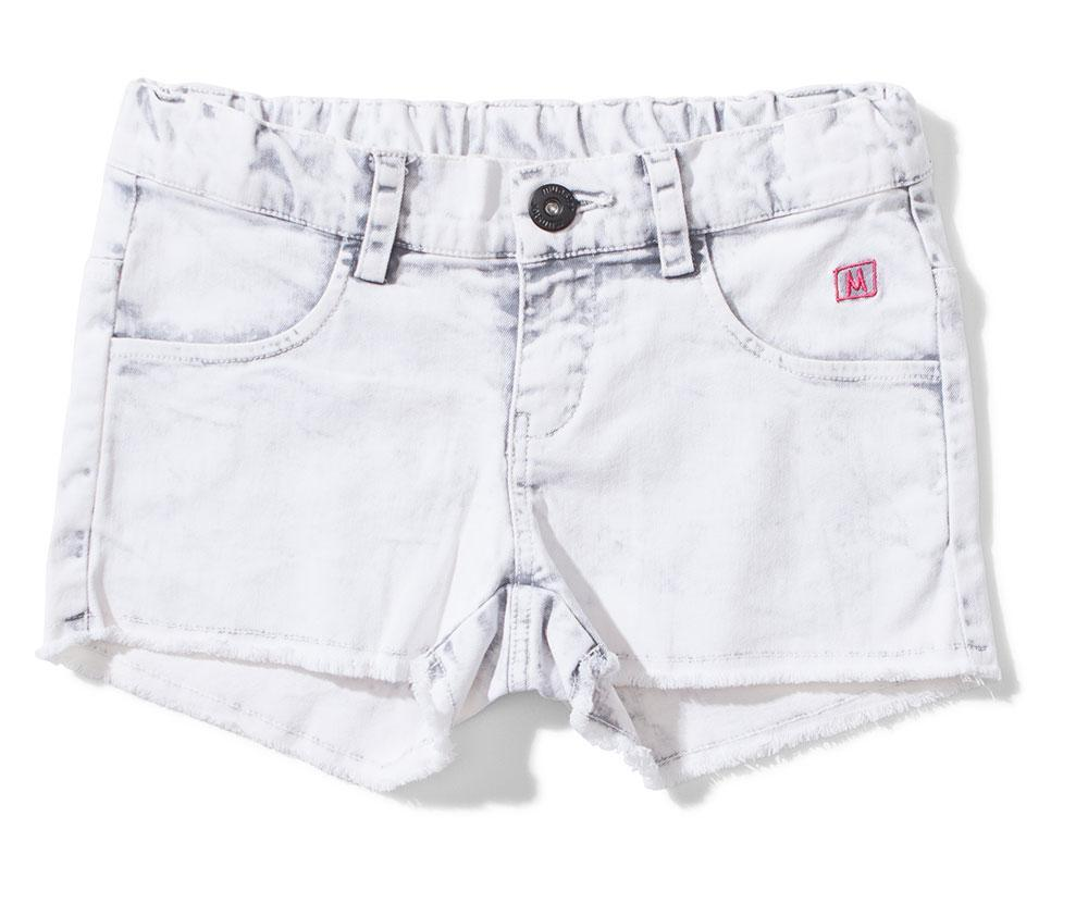 Missie Munster - Splendour Denim Short