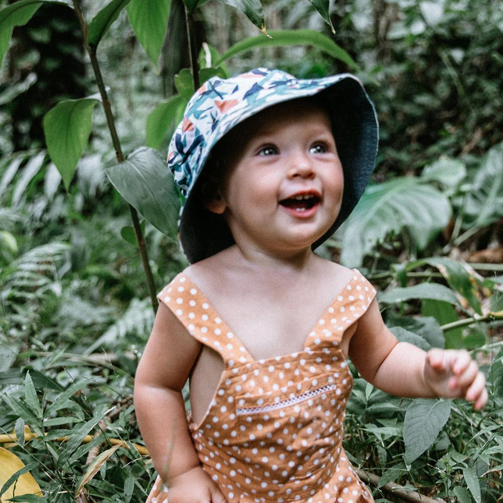 Children of the Tribe - Maui Reversible Bucket Hat