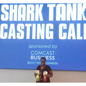 Why don't you go on Shark Tank?