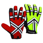 HALTZGLOVES DAYTIME Full Gloves Traffic Gloves- Please use  Sizing Chart to Determine Glove Size