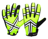 HALTZGLOVES NIGHTTIME Full Gloves Traffic Gloves-  Please use Sizing Chart to Determine Glove Size