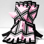 Susan G. Komen Breast cancer gloves, reflective gloves, gloves benefiting breast cancer, breast cancer apparel, pink gloves, cute pink gloves