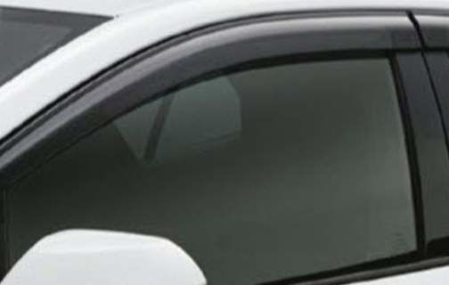 Side Window Deflectors - 08162-12820 - Toyota Customs