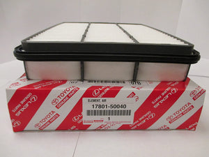 Engine Air Filter - Toyota Customs