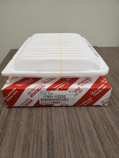 Genuine Toyota Engine Air Filter - Toyota Customs