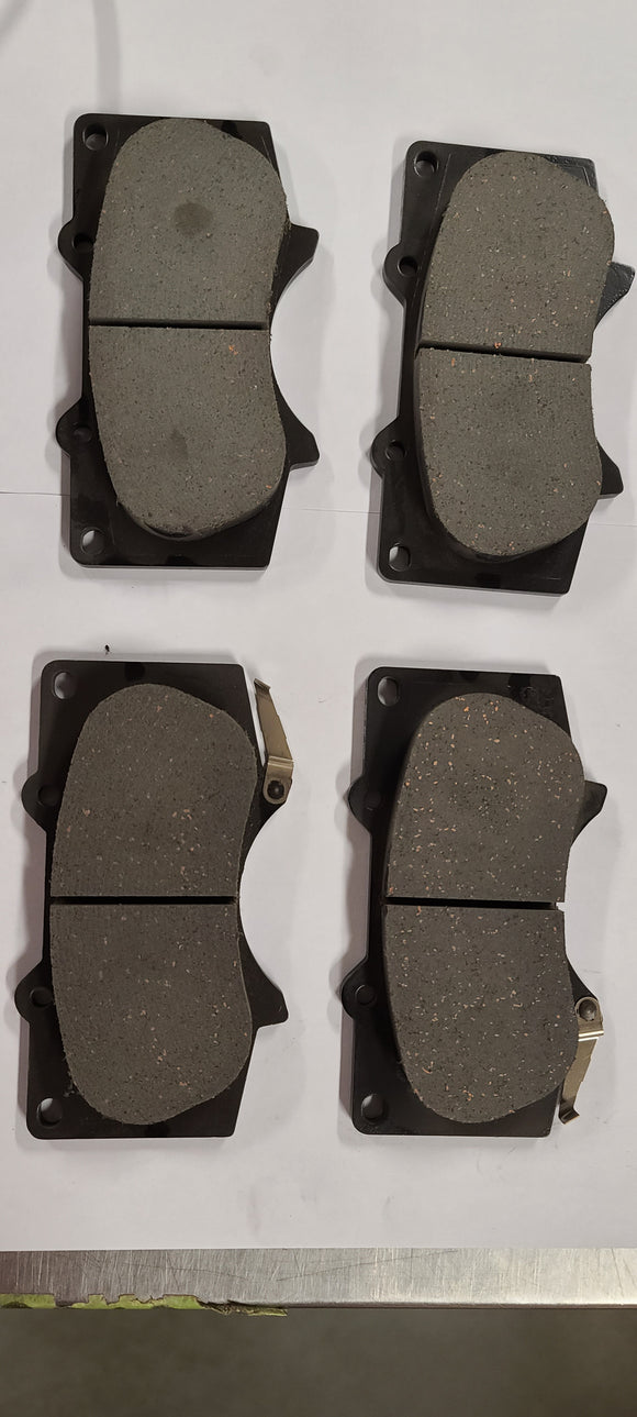 Genuine Toyota Brake Pads 04465-AZ100