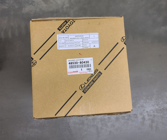 Genuine Toyota Shock Absorber 48530-80430