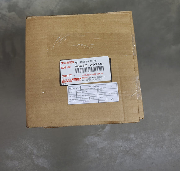 Genuine Toyota Shock Absorber 48530-A9745