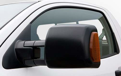 Towing Mirror, Driver side. - 87940-0C221 - Toyota Customs