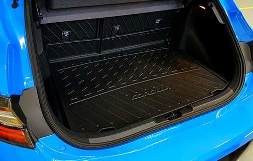 Cargo Liner - PK241-12K01 - Toyota Customs