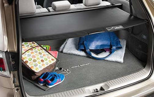 Cargo Privacy Cover - Toyota Customs