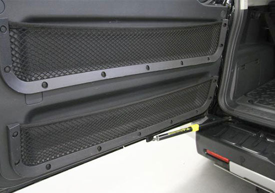 Rear Door Storage Organizer - Toyota Customs