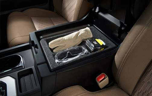 Center Console Tray - Toyota Customs