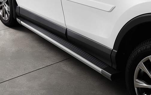 Running Boards - Toyota Customs