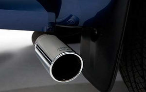 Chrome Exhaust Tip - Toyota Customs