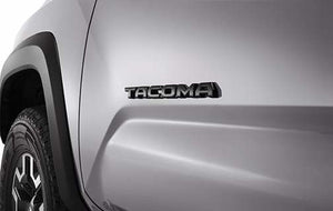 Black Badge Covers - Toyota Customs