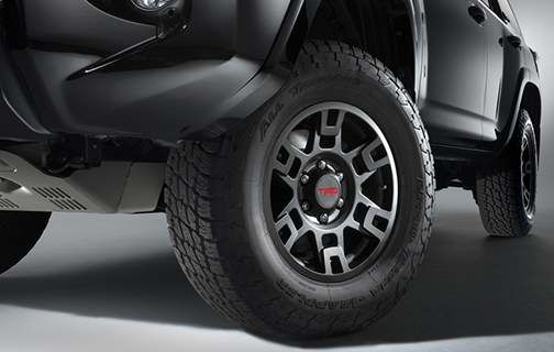 TRD Alloy Wheel PTR20-35110 - Toyota Customs
