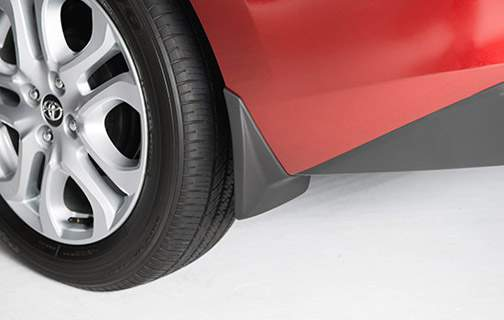 PU060-1M016-R1 Rear Mud Guards