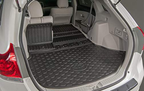 Genuine Toyota Cargo Liner 2011-2016 Venza PU550-0T122-01 - Toyota Customs