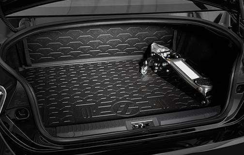 Cargo Liner - Toyota Customs