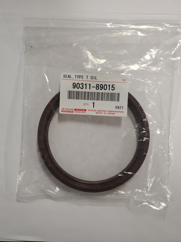 Genuine Toyota Oil Seal 90311-89015