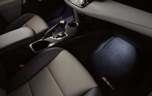 Interior Lighting Kit - Toyota Customs