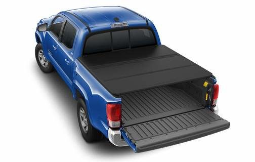 Hard Tri-Fold Tonneau Cover - Toyota Customs