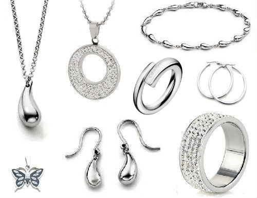 The History Of Stainless Steel Jewelry!