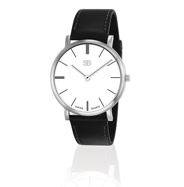 SB13.1-S SOB Steel Watch-SB Design Studio