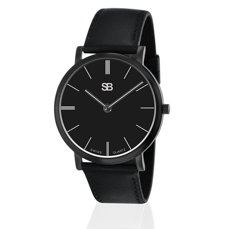 SB13.2-B SOB Steel Watch-SB Design Studio