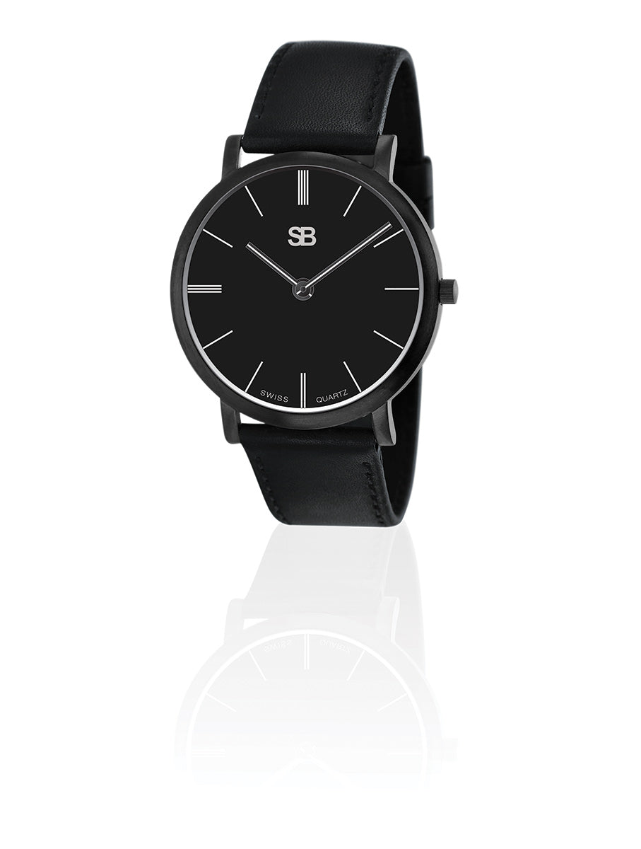 SB13.2-B SOB Steel Watch
