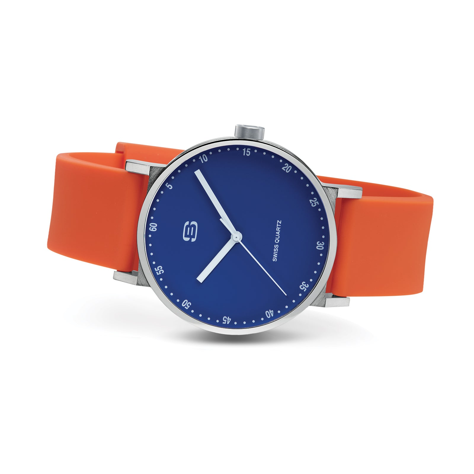 SB20.1-S: Steel Blaze Metropolis Collection in Orange : Blue