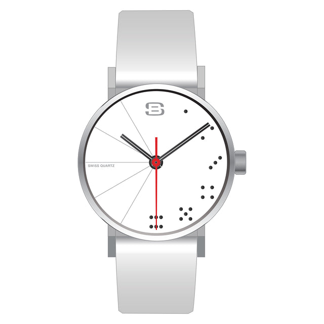 SB21.2-S: Steel Blaze Metropolis Collection in White : Casino