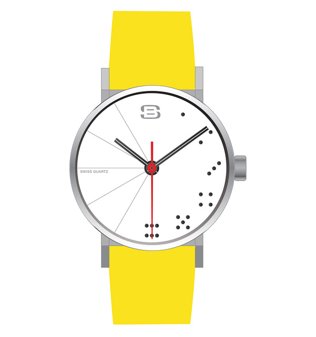 SB21.2-P: Steel Blaze Metropolis Collection in Yellow : Casino